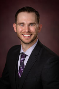 Headshot of Dr. A Tyler Haussler, MD, internal Medicine Physician at Family Medical Specialties